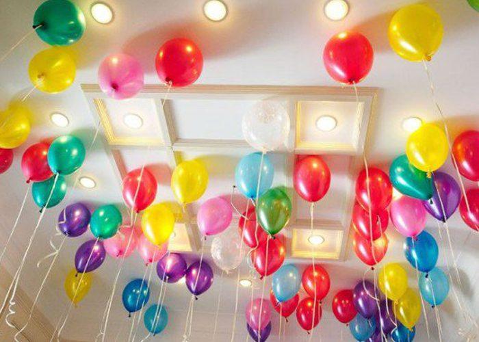 Globos de helio