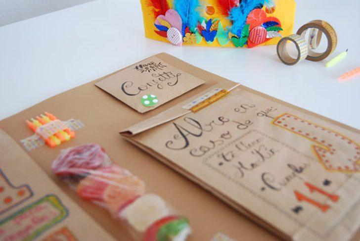 kit casero para cumpleaños infantil