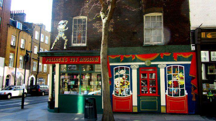 museo del juguete en londres ciudades europeas para visitar con niños