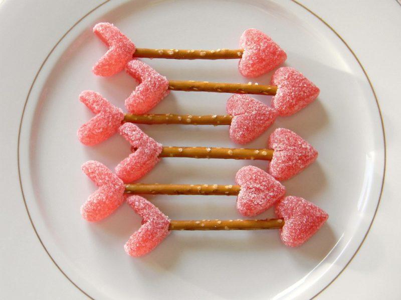Flechas de Cupido de San Valentín para Niños