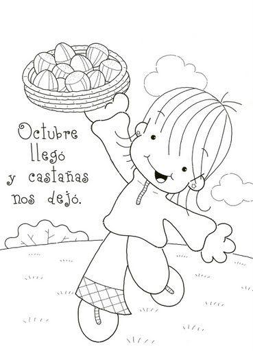 rimas y poesias para los meses del año octubre