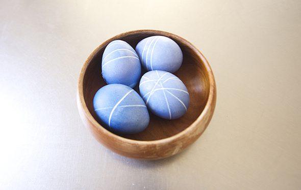 Idea para Teñir los Huevos de Pascua