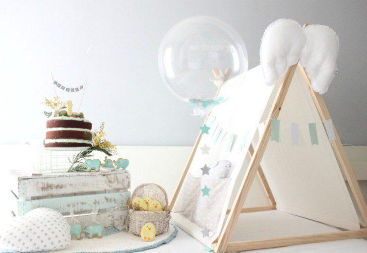 decoracion fiesta para bebe