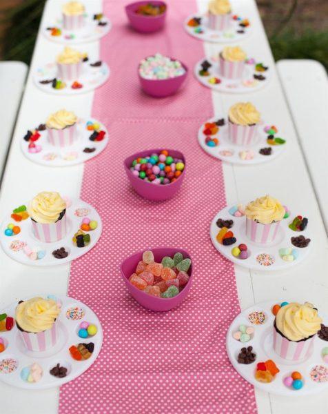 Organizar una Fiesta Infantil de Temática Shabby Chic