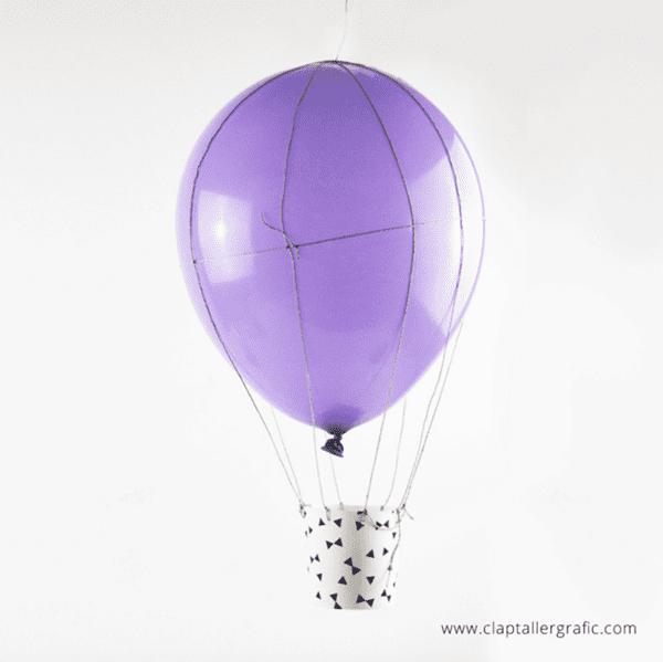 manualidades con globos diy