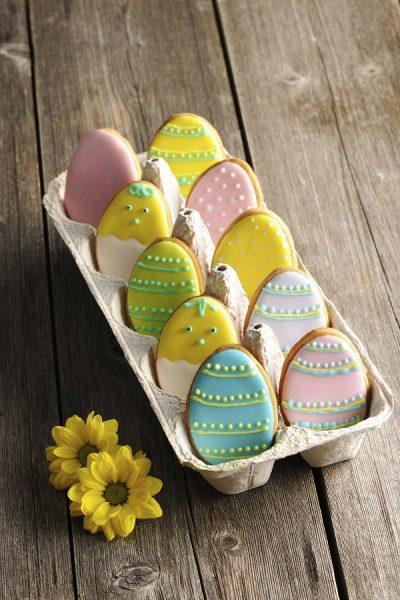 8 recetas para niños de Pascua