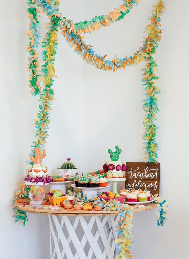 fiesta tematica de corales para niños