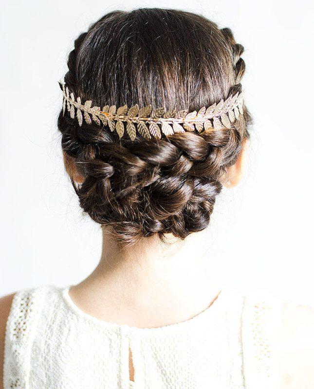 Minimalista peinados de comunion Imagen de estilo de color de pelo - Peinados de Primera Comunión para Hacer en Casa - Fiestas ...