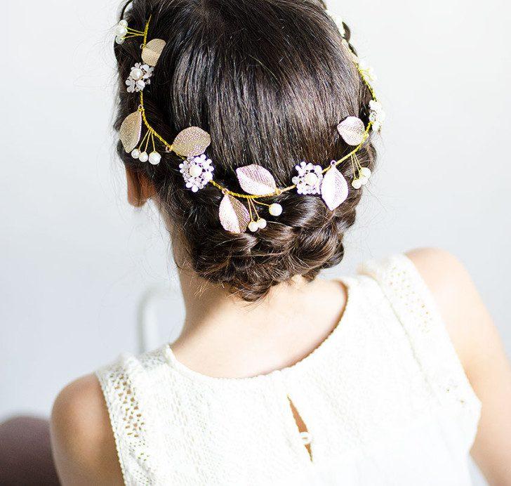peinados de primera comunión ideas para niñas