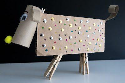 perro de fantasia como inventar animales