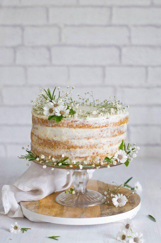 tarta de zanahoria como hacerla para cumpleaños