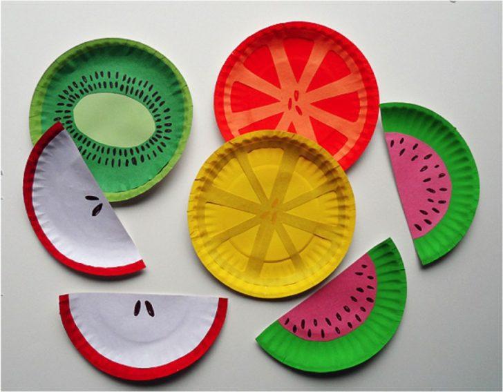 10 manualidades muy divertidas para peques