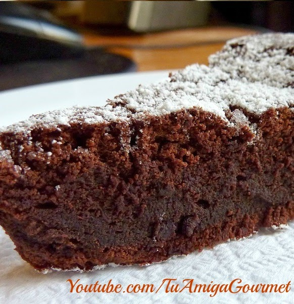 Tarta de Chocolate sin Gluten para Niños Celíacos