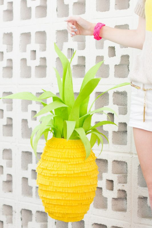 fiesta de la fruta piñata de piña