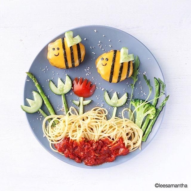 lee samantha arte comida 4
