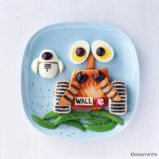 lee samantha arte comida 5