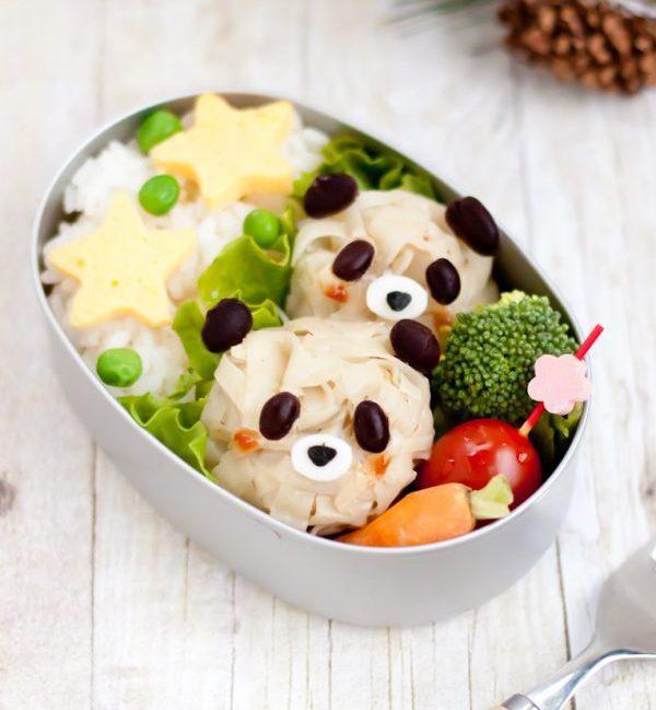 Receta del Tofu-Panda