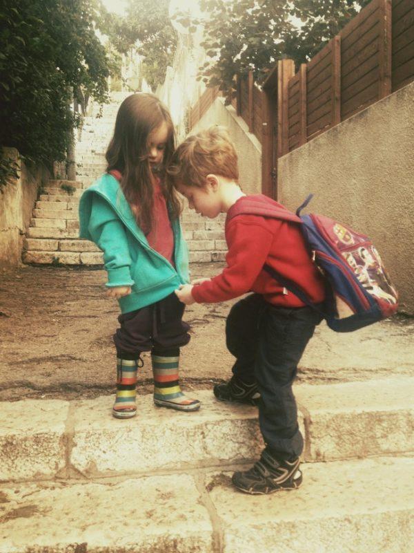 Fotos de hermanos bonitas chico y chica