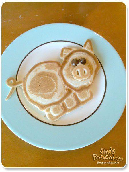 7 Ideas para Hacer Tortitas Originales para Niños