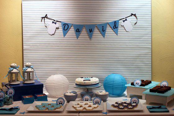 bautizo en azul para niño ideas para la fiesta
