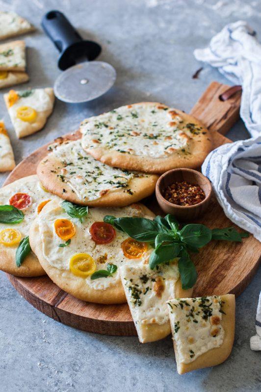 deliciosas pizzas jardineras