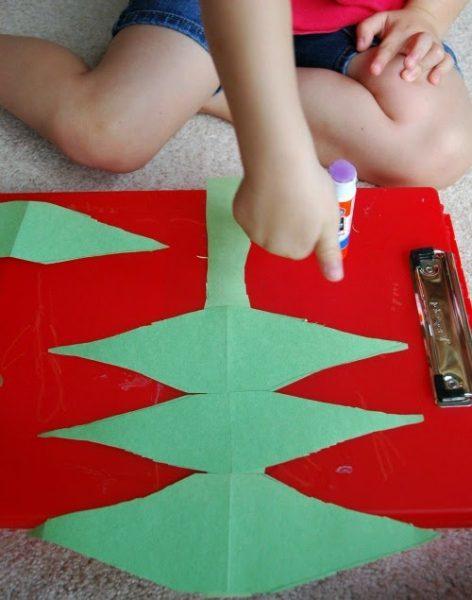 disfraz de dinosaurio de papel para niños como hacer