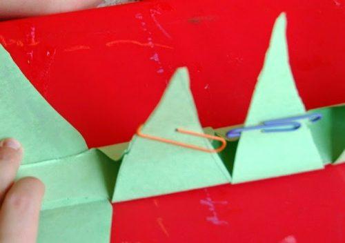 disfraz de dinosaurio de papel para niños fiestas de dinosaurios