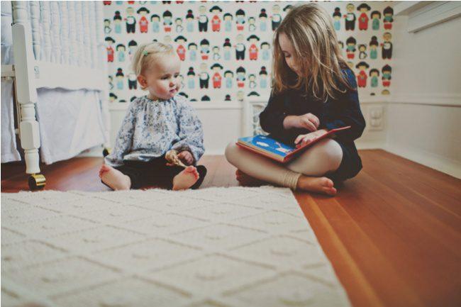 fotos de hermanas pequeñas
