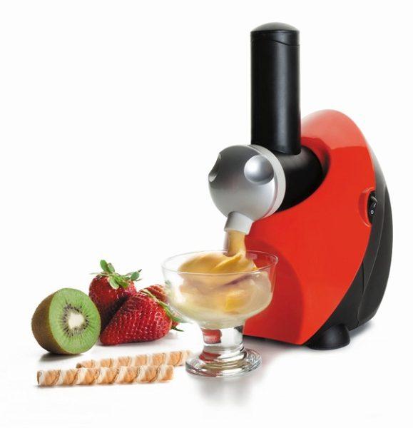 maquina para hacer helados de frutas