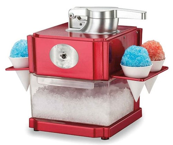 picador de hielo casero