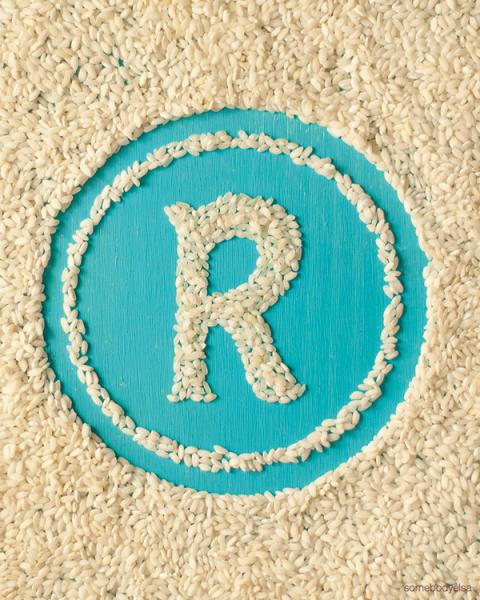 r - fotos inspiradoras para aprender el alfabeto