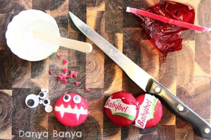 recetas divertidas con queso para niños