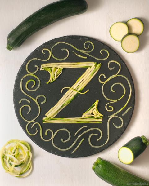 z - abecedario para niños