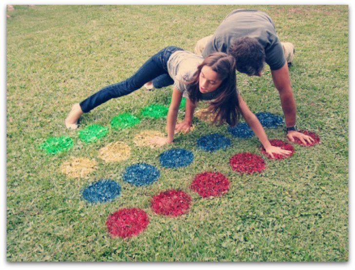 15 actividades para niños al aire libre