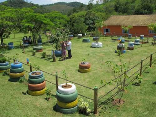 15 ideas para aprovechar el jardín con niños