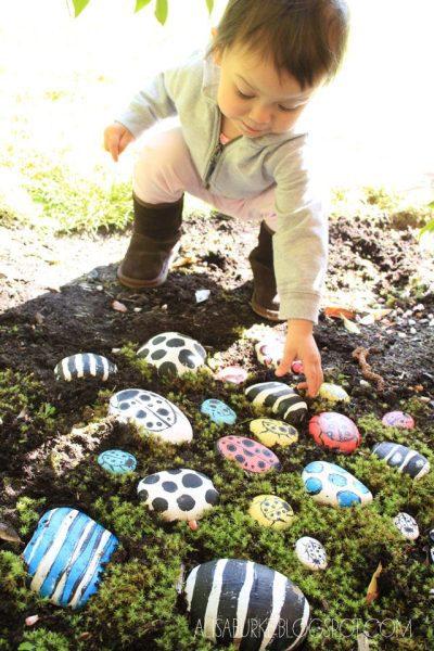 15 ideas para el jardin con niños