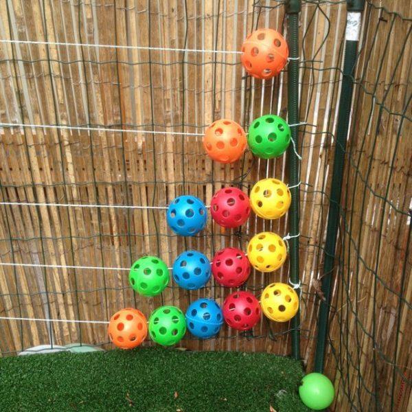 15 ideas para jugar en el jardin niños abaco