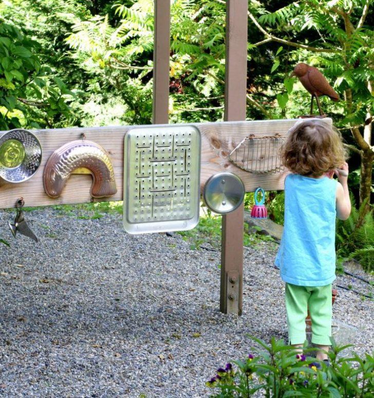 15 ideas para que los niños jueguen en el jardín