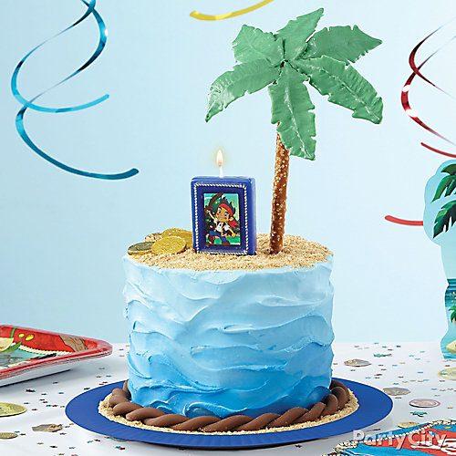 Receta de la Tarta Pirata para Niños