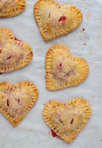 Receta empanadillas Corazón de Fresa intro