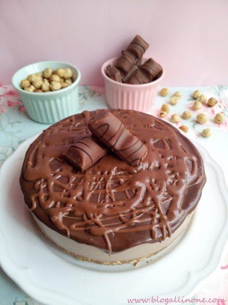 cómo hacer una tarta de kinder bueno