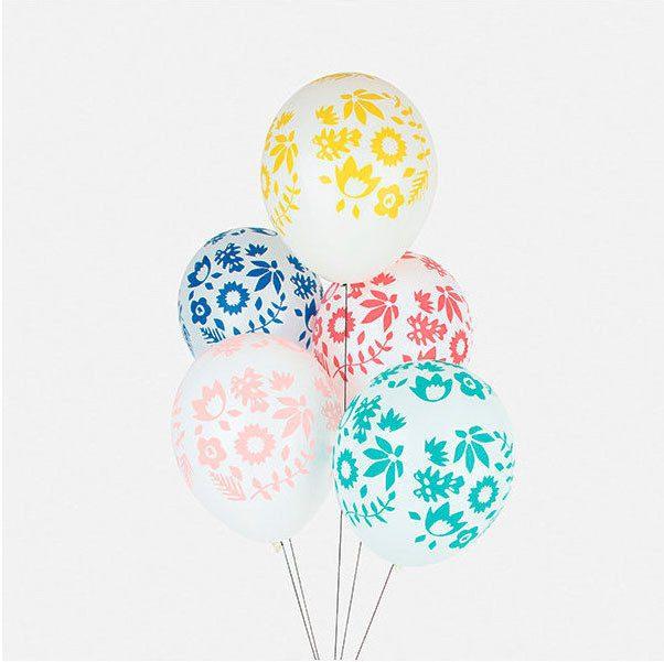comprar globos baratos estampados de latex