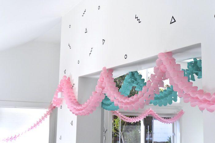 decoracion para fiesta de niños pequeños con globos
