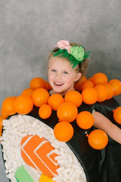 Disfraz Infantil de Sushi: ¡Muy Original!