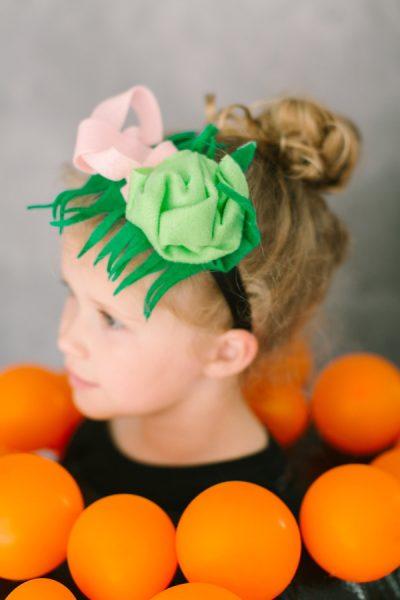 disfraz original de sushi para fiestas infantiles