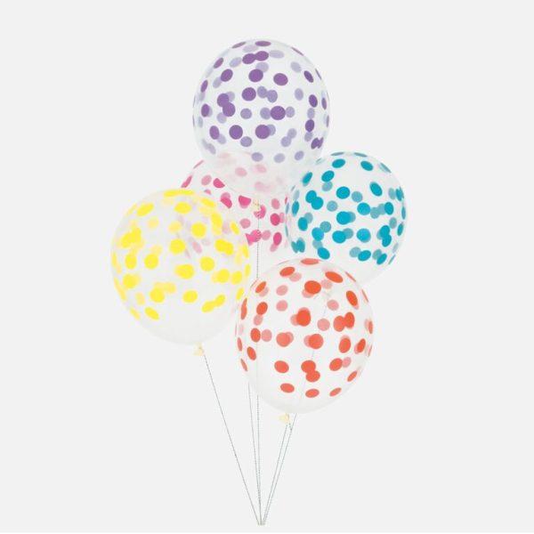 Globos XXL de Colores para Fiestas Infantiles