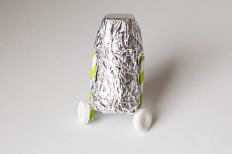 ideas para reciclar manualidades infantiles