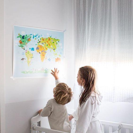 Vuelta al Cole: Láminas Educativas de Menudos Cuadros