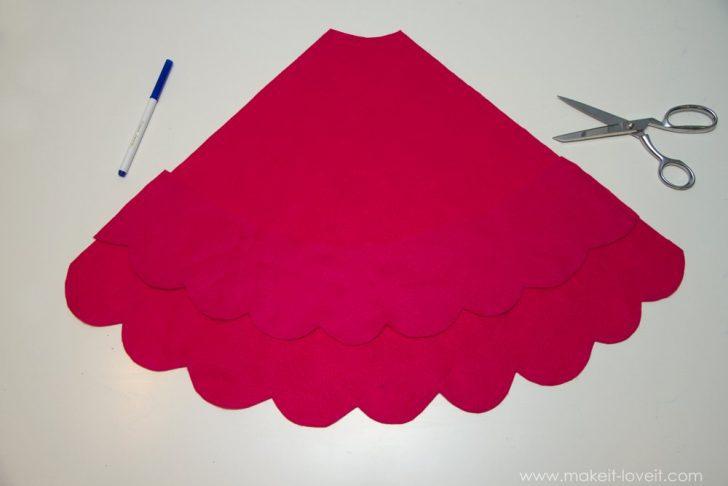 disfraz de flamenco para todas las edades la capa paso a paso
