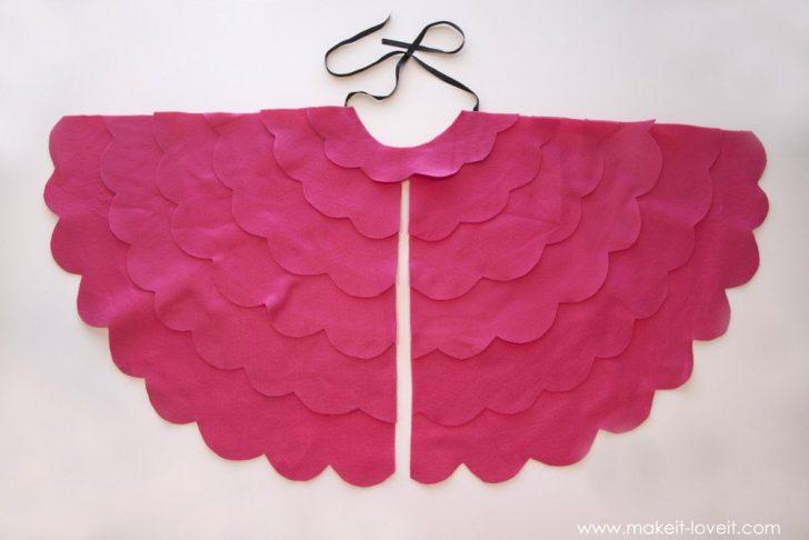 disfraz de flamenco para todas las hedades hecho en casa
